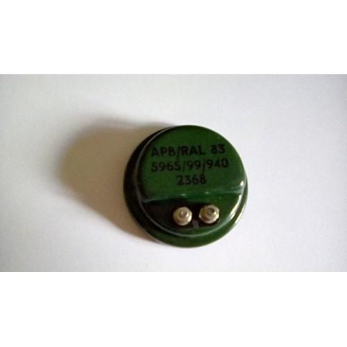 CLANSMAN LARKSPUR EARPHONE  ELEMENT GREEN/WHITE